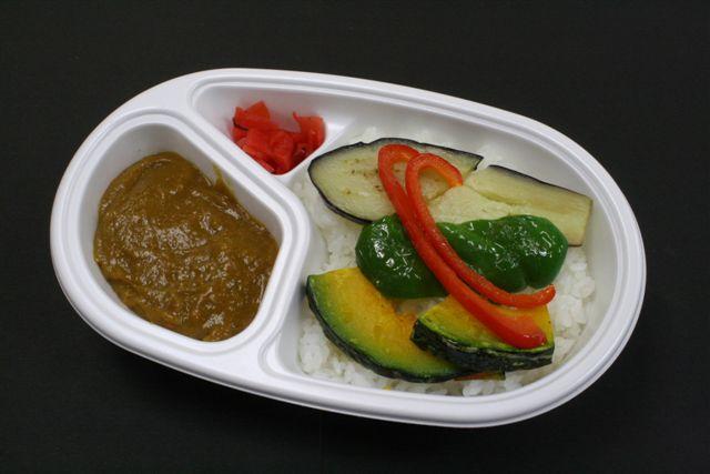 工房カレー 野菜
