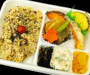 玄米菜食弁当